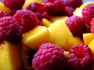 berry, delicious, fruit, melon, nice, orange, peach, pink, raspberry, red, summer, sweet, tasty, yellow