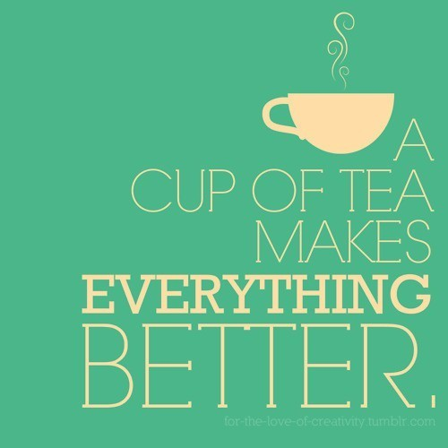 better, cup, mug, quote, tea