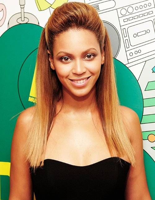 beyonce, famous girl, girl, happy