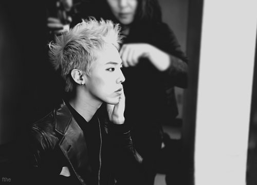 big bang, black and white, g dragon, g-dragon