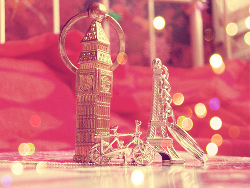 accessories, bicycle, big ben, eiffel tower, france, francia, london, londres, necklace, paris, torre eiffel, tour eiffel