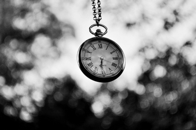 black and white, black&white, clock, life