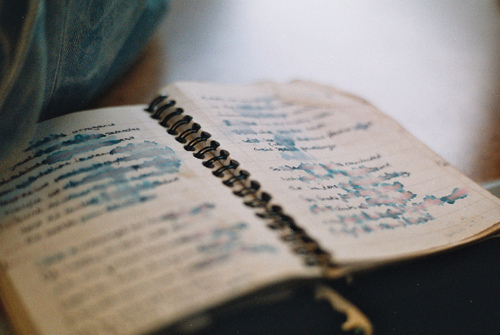 black and white, blue, book, note-book