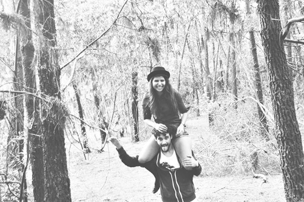black and white, boy, boyfriend, couple, forest, girl, hapiness, happy, heart, love, lovely, smile, smiling, we