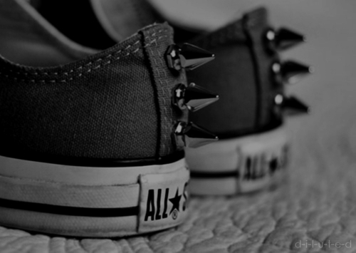 black and white, chuck taylor, converse, converse all star