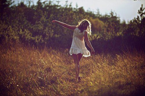 blonde, brown, brunette, dress, drugs, fearless, girl, hair, happiness, happy, hipster, love, space, trees, walk, walking, white, woods, yellow
