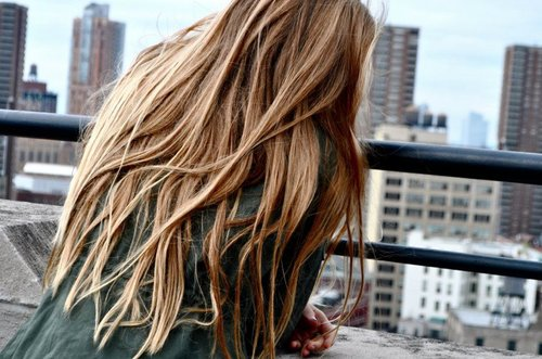 blonde, building, city, fashion, girl, hair