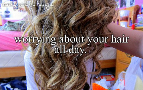 blonde, girl, girly things, hair, only girly things, tumblr, worrying