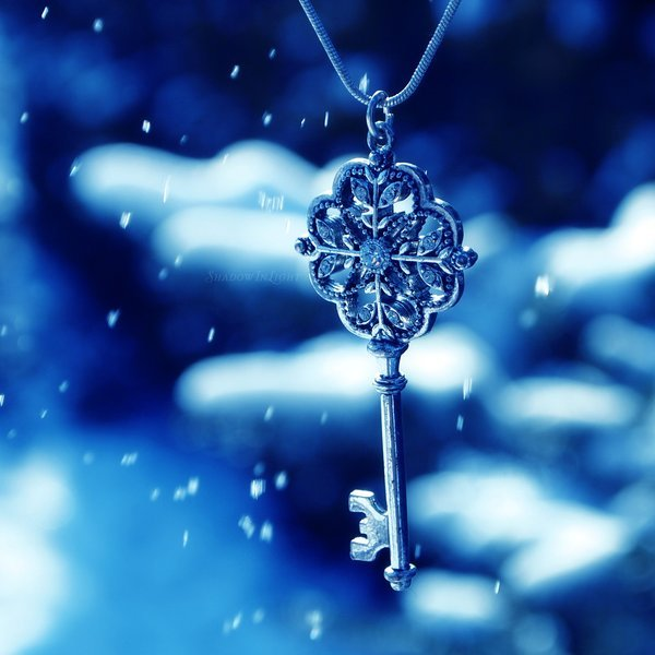 blue, key, photography, pretty, snow, winter