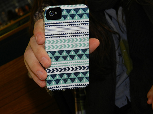 blue, pattern, phone case, quality