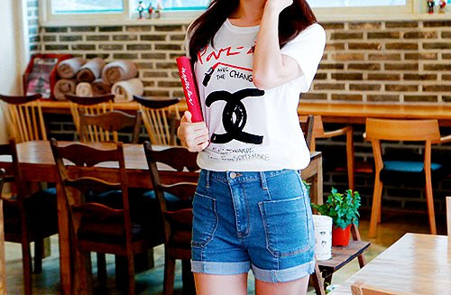 book, chanel. t-shirt, denim, fashion