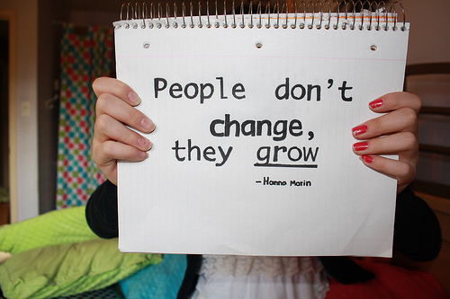 book, change, girl, grow