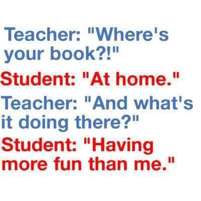 book, fun, funny, home, lol, more fun, student, teacher, words, your