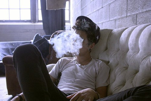 boy, cigarette, cool, cute, photo, photography