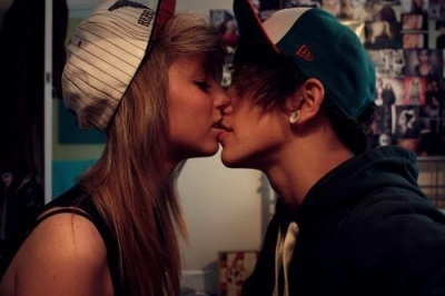 boy, for ever, girl, kiss