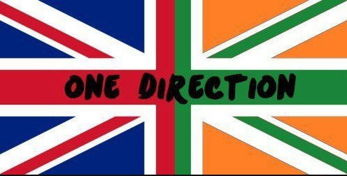 british, directioner, flag, harry styles