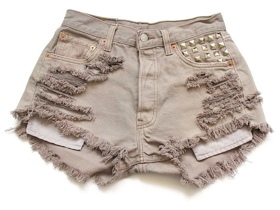 brown, cool, cut off shorts, cut offs
