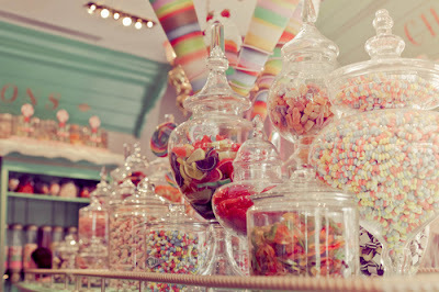 cake, candy, chocolate, cupcakes