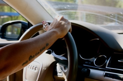 car, ring, tattoo