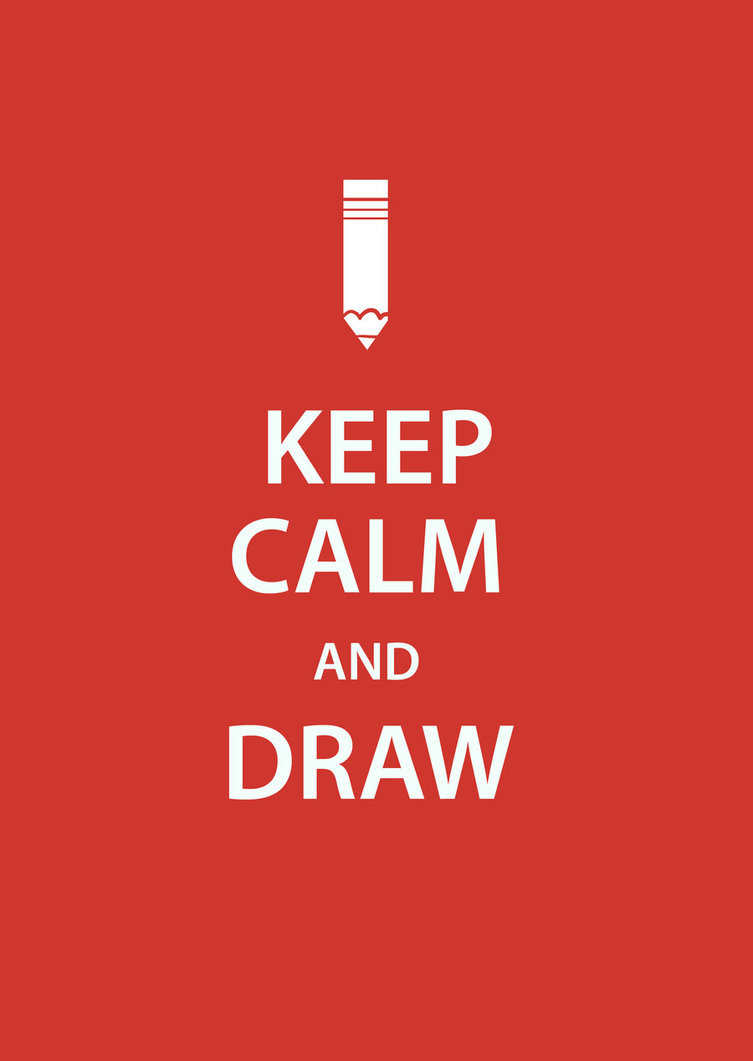 carry on, drawing, keep calm, typography