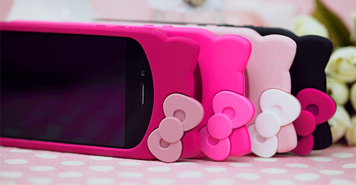 case, cute, hello kitty, iphone, phone