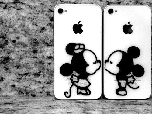 cellphone, couple, cute, love