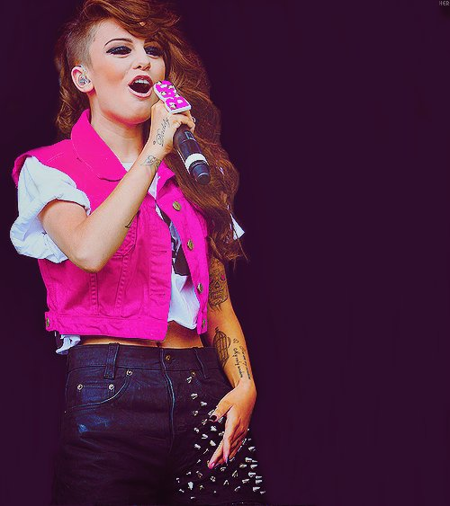 cher, cher lloyd, girl, idol, lloyd, side cut, swag, swagger jagger