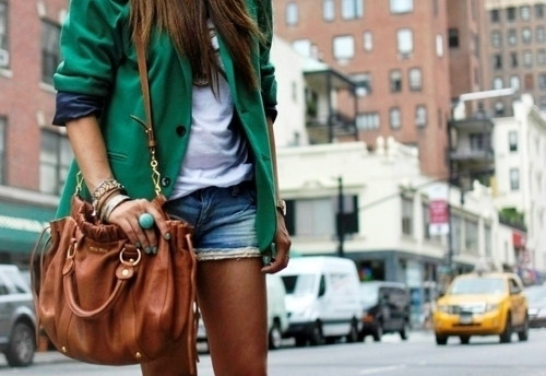 chick, bag, fashion, girl