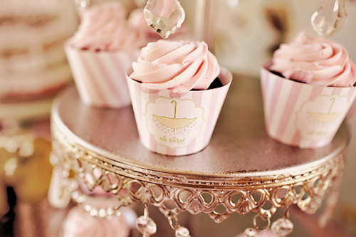 chocolate, crystal, cupcake, cute, elegant, royalty, tea, tea party, umbrella