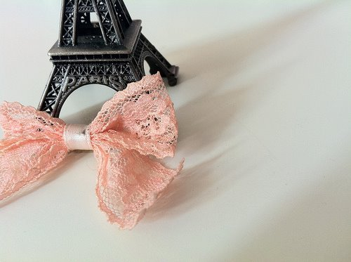 city, cute, eiffel, lace, love, paris, pink, tour, vintage