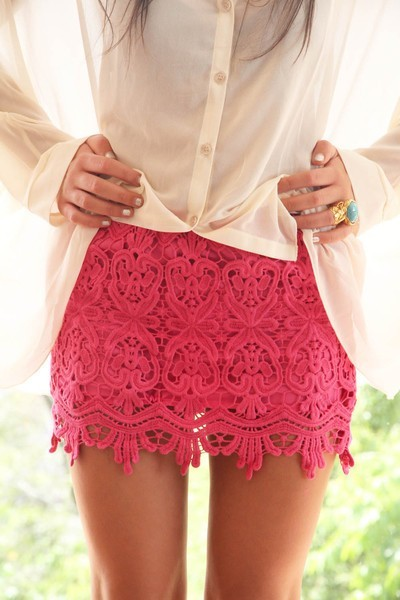 classy, crochet, cute clothes, fashion