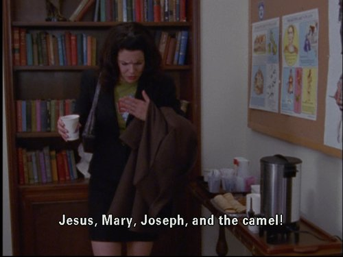 coffee, gilmore girls, lorelai