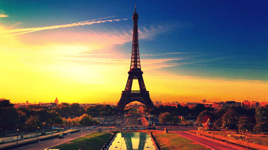 colorful, cute, eiffel, nature