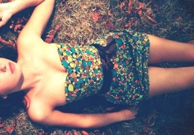 colors, dress, fashion, girl, photography, pretty, rainbow, style