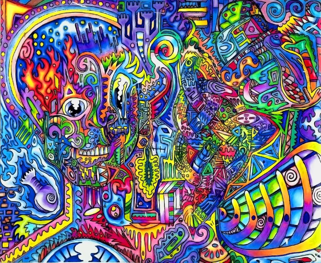 """a study on the drug lsd Lsd makes the brain more """"complete"""", scientists have claimed in a pioneering and controversial new study the drug breaks down the parts of the brain that usually separate different functions, like vision and movement, creating a more """"integrated or unified brain"""", the researchers claim."""