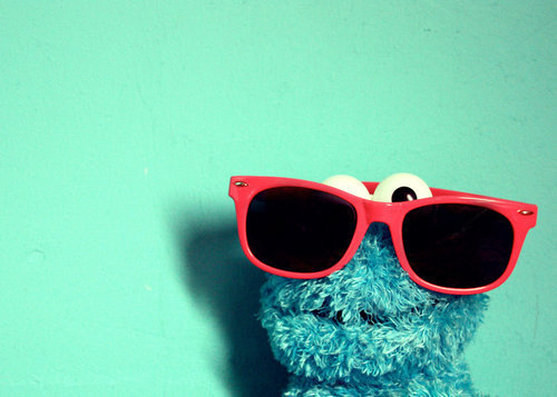 blue, cake, cartoon, cookie blue, cookies, cute, eat, funny, glasses, red, sweet