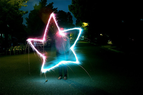 cool, dark, hipster, light painting