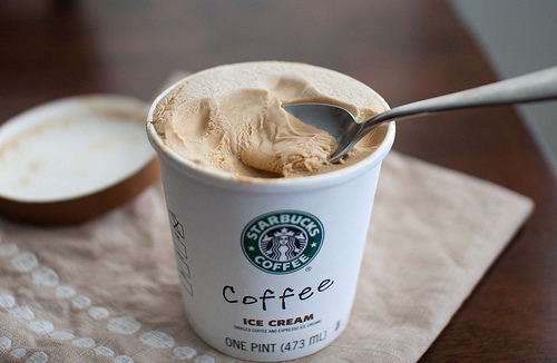 coffee, cool, ice cream, satrbucks, starbucks coffe