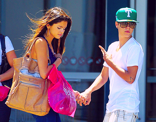 couples, jelena, justin bieber, love, selena gomez, true love