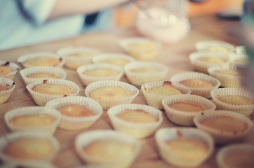 cupcake, cupcakes, food, vintage