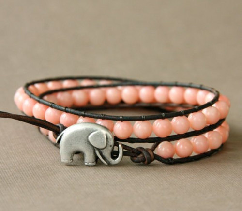 cute, elefant, hippie, pink