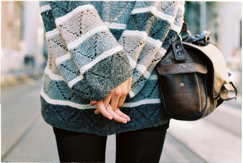 cute, girl, handbag, nails