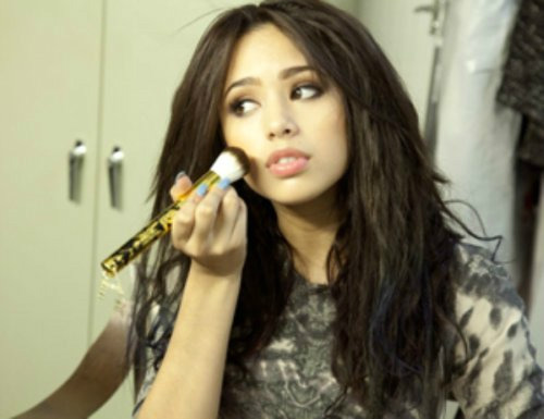 cute, girl, jasmine v, jasmine villegas, make up, villegas