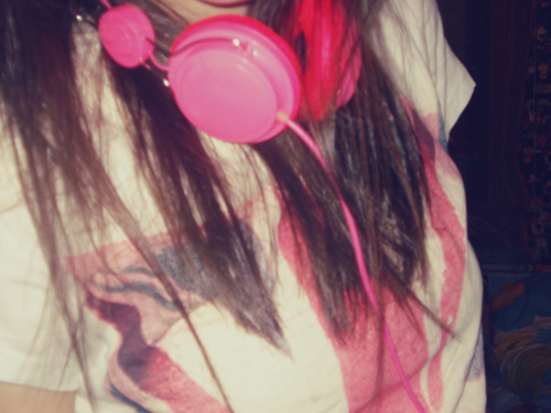 cute, hair, music, photo