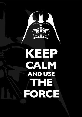 darth vader, keep calm, star wars