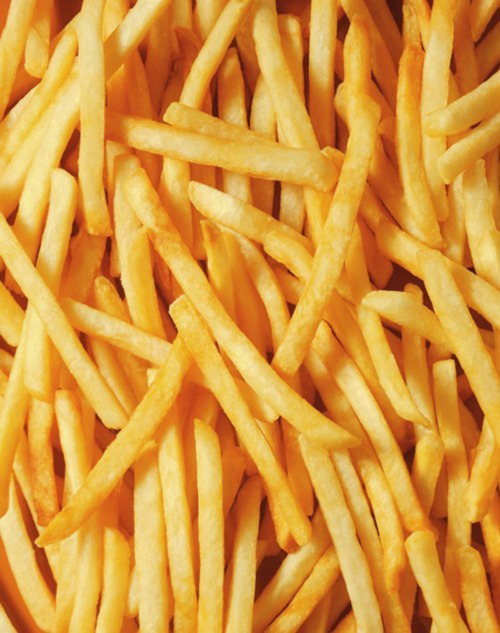 delicious, food, fries, gold