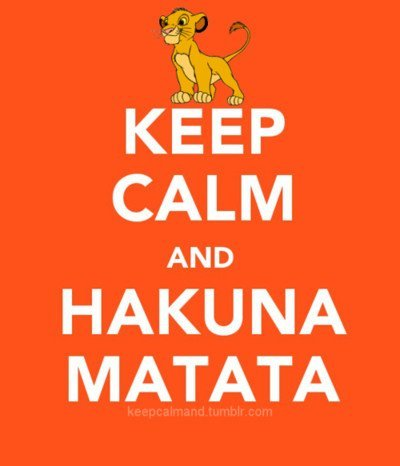 disney, hakuna matata, the lion king