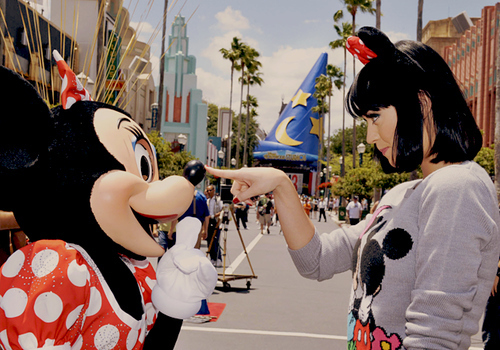 disney, katy perry, minnie, pretty