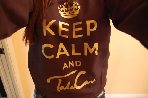 drake, fan, keep calm, take care