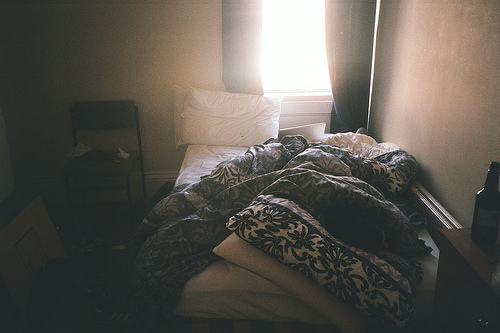 beautiful, bed, believe, dream, folk, forest, hair, indie, nature, photography, photos, sunlight, trees, tumblr, werejustindiekids, woods